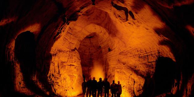 Student wird in Höhle vergessen und 3 Tage eingesperrt - und überlebt nur dank eines Tricks (Symbolbild)