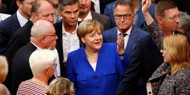 5 Zahlen, die zeigen, was nach der Bundestagswahl auf Deutschland zukommt