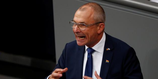 "Nach russischer Propaganda-Offensive: Grünen-Politiker Beck bezeichnet AfD als ""Volksverräter"""