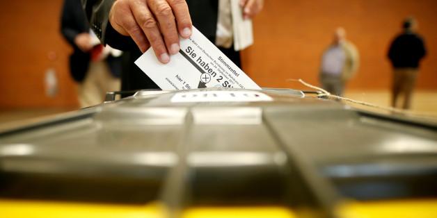 Prognose, Hochrechnung und Ergebnis zur Bundestagswahl