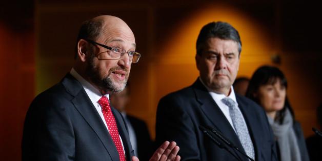 SPD-Kanzlerkandidat Martin Schulz hat die Wahlniederlage seiner Partei bei der Bundestagswahl eingeräumt.