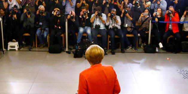 """Merkel nach schwachem Wahlergebnis: """"Wir wollen das Vertrauen der AfD-Wähler zurückgewinnen"""""""