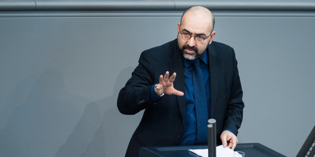 """Grünen-Politiker Nouripour: """"Es ist ein schlimmer Abend für Deutschland"""""""