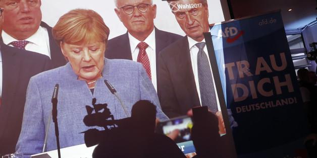 Deutschland hat gewählt. Und für die Volksparteien gibt es an diesem Abend nichts zu feiern. Das Bild ist trist.