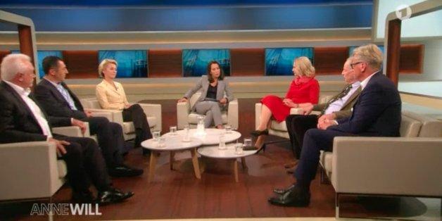 """Manuela Schwesig fragt Wolfgang Kubicki bei """"Anne Will"""", ob ihm der """"Hintern auf Grundeis"""" gehe"""