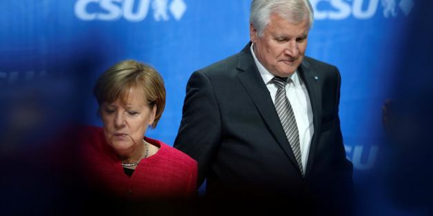 EIL: Nach Wahldebakel: Seehofer stellt Fraktionsgemeinschaft mit CDU zur Debatte