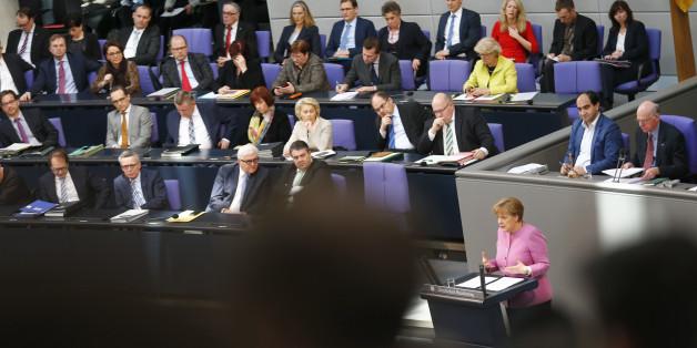 Im neuen Bundestag ist der Frauenanteil so gering wie zuletzt vor 19 Jahren