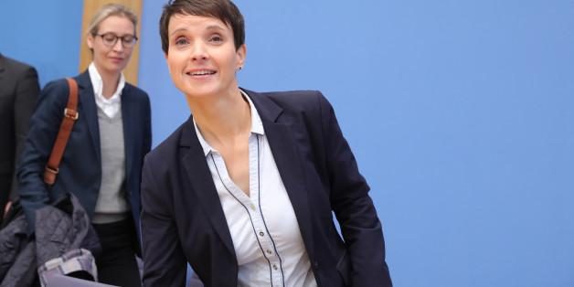 Frauke Petry hat bekannt gegeben, dass sie nicht für die AfD-Fraktion zur Verfügung stehen wird