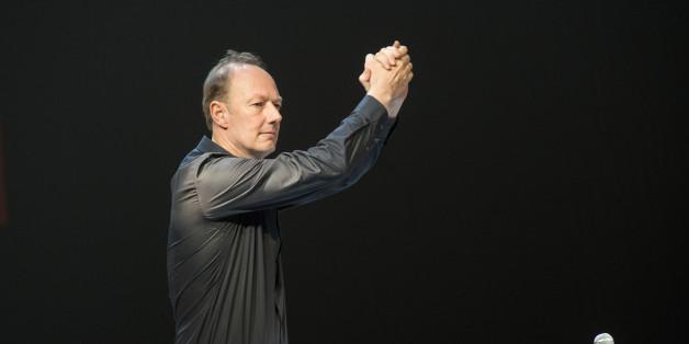 (GERMANY OUT) Berliner Ensemble. Martin Sonneborn 'KRAWALL UND SATIRE'. 26.06.14  (Photo by Lieberenz/ullstein bild via Getty Images)