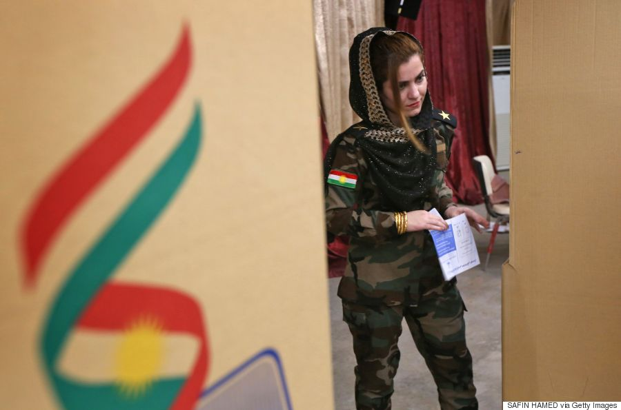 referendum kurds iraq 25 september