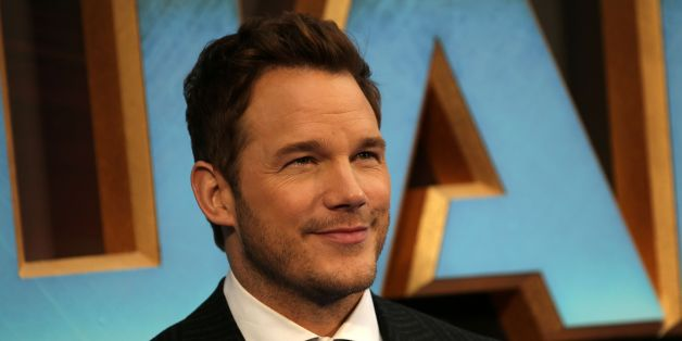 US actor Chris Pratt poses for a photograph upon arrival at the European Gala screening of 'Guardians of the Galaxy Vol. 2' in London on April 24, 2017.  / AFP PHOTO / Daniel LEAL-OLIVAS        (Photo credit should read DANIEL LEAL-OLIVAS/AFP/Getty Images)