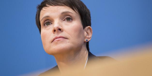 Die ehemalige AfD-Politikerin Frauke Petry