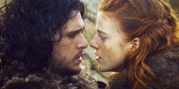 """""""Game of Thrones"""": Kit Harington et Rose Leslie vont se marier"""