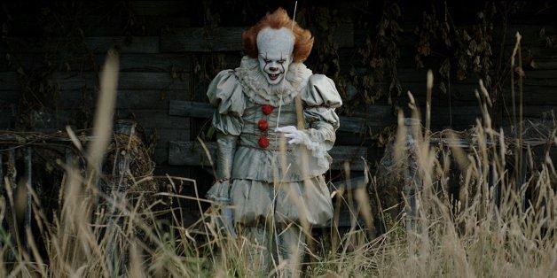 """Clown Pennywise verwandelt sich wieder in die schlimmsten Alpträume seiner Opfer. """"Es"""" ist der Kinostart der Woche."""