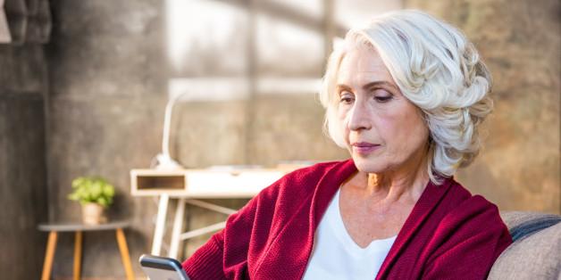 Mangelnde Bewegung steigert das Risiko, an Alzheimer zu erkranken.