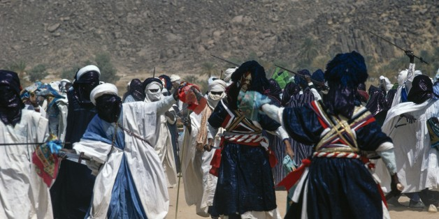 Le festival de Sbeiba à Tassili N'Ajjer