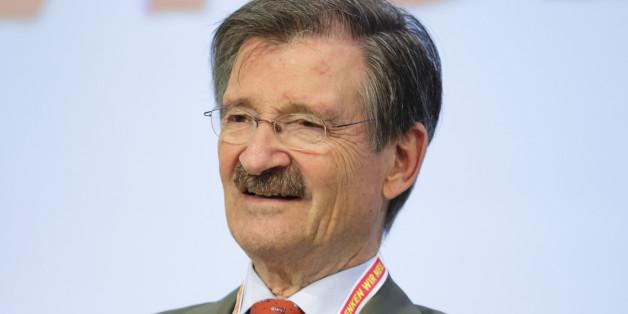 Der FDP-Politiker Hermann-Otto Solms