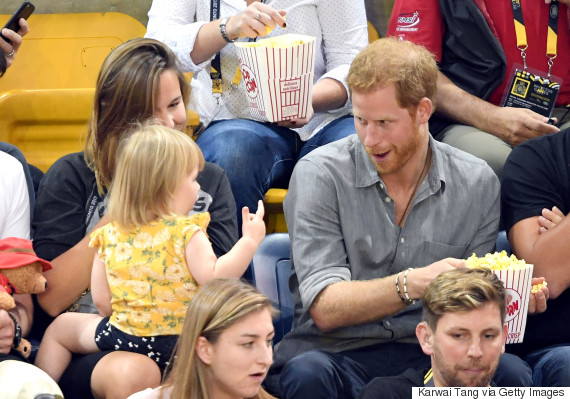 prince harry invictus
