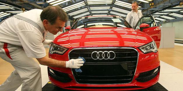 Razzia bei Audi wegen des Diesel-Skandals - weiterer Mitarbeiter festgenommen