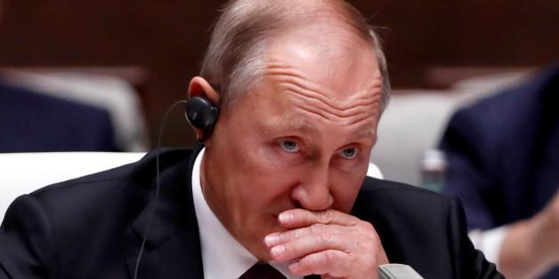 Nach der Bundestagswahl hat Putin bereits neue Pläne für Deutschland