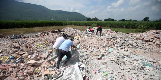 Séisme au Mexique: Triste bilan après la fin de la recherche de survivants