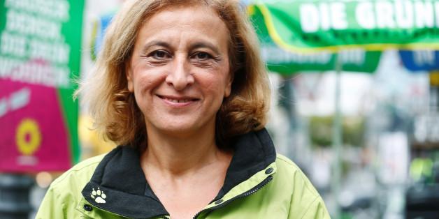 Gewann in Berlin ein Direktmandat: Grünen-Politikerin Canan Bayram
