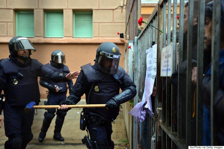 catalonia referendum 1 october 2017
