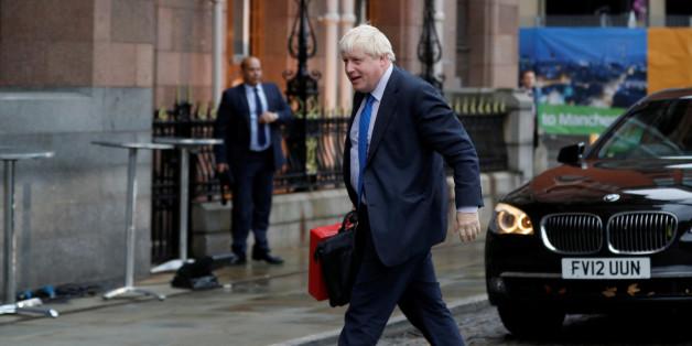 Muss der britische Außenminister bald seine Koffer packen?