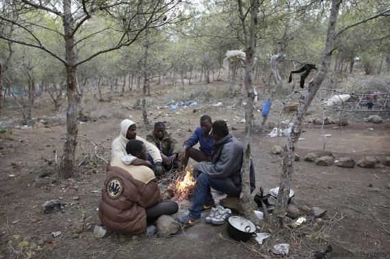 migrant morocco