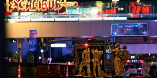 Diese falschen Informationen sind über den Schützen von Las Vegas im Umlauf
