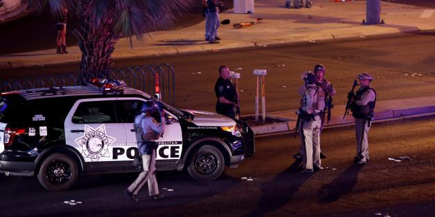 Au moins 50 morts et plus de 400 blessés à Las Vegas, pire fusillade de l'histoire des Etats-Unis