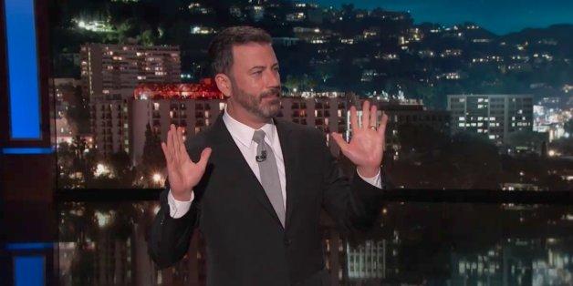 Jimmy Kimmel bricht in Tränen aus, als er über die Morde in Las Vegas spricht