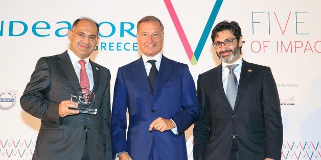 Endeavor Greece Facebook