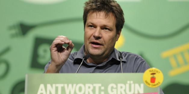 """Grünen-Politiker Habeck: """"Jamaika braucht die eine, große Idee"""""""