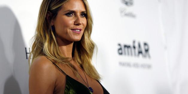 """Heidi Klum hat junge Frauenb dazu aufgerufen, sich für die neue Staffel von """"GNTM"""" zu bewerben."""