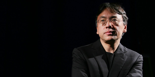 "Author Kazuo Ishiguro photographed during an interview with Reuters in New York on April 20, 2005. Ishiguro's new novel ""Never Let me Go"" features characters who face a certain, slow, miserable death, but the author, renowned for  his book ""Remains of the Day"" insists this is his most upbeat book yet. Picture taken April 20."