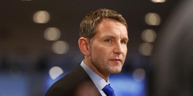 Medienbericht: Björn Höcke will AfD-Vorsitzender werden