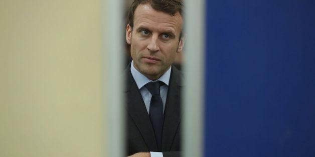 """""""Präsident der Reichen"""": Eine exklusive Umfrage der HuffPost zeigt, wie Macron Frankreich spaltet"""