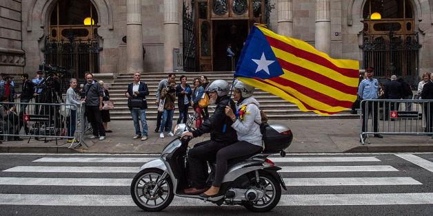 Madrid will Katalonien wirtschaftlich ausbluten lassen - und die EU kann beim Unabhängigkeits-Streit nur zusehen