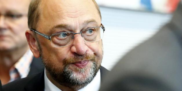 SPD-Chef Schulz schließt Neuauflage der Großen Koalition auch bei Scheitern von Jamaika aus