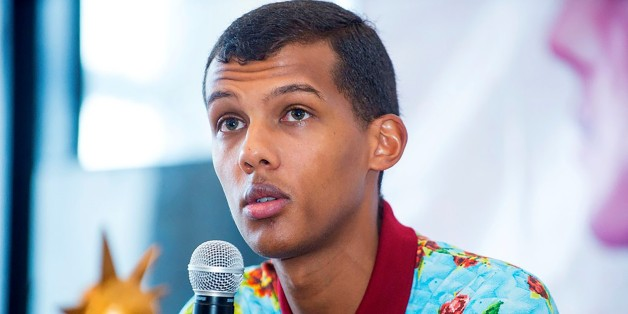 Concert of Stromae in Kigali (Rwanda) 17/10/2015 pict. by Raphael Cardinael © Photo News picture not included in some contracts (Photo by William Van Hecke/Corbis via Getty Images)