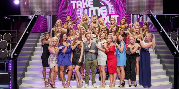 Kandidatin Teilt Bei Rtl Dating Show Take Me Out Gegen Ralf
