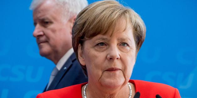 """""""Obergrenze light"""": CDU und CSU einigen sich im Flüchtlingsstreit"""