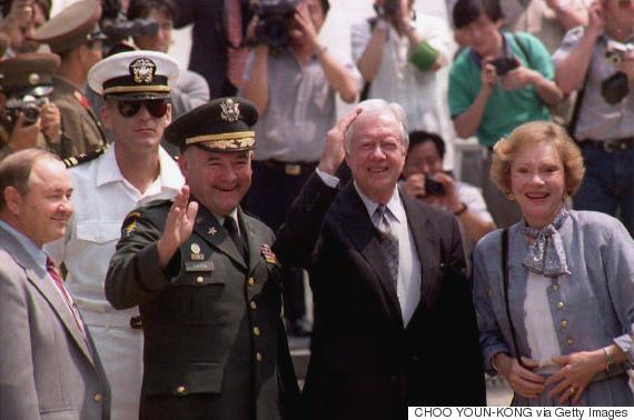jimmy carter north korea