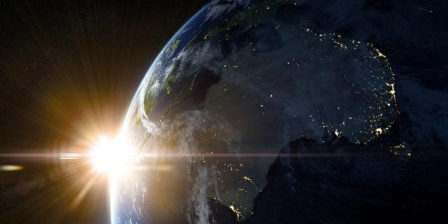 Asteroid 2012 TC4 ist so groß wie ein Haus und wird die Erde am kommenden Donnerstagmorgen nur knapp verfehlen