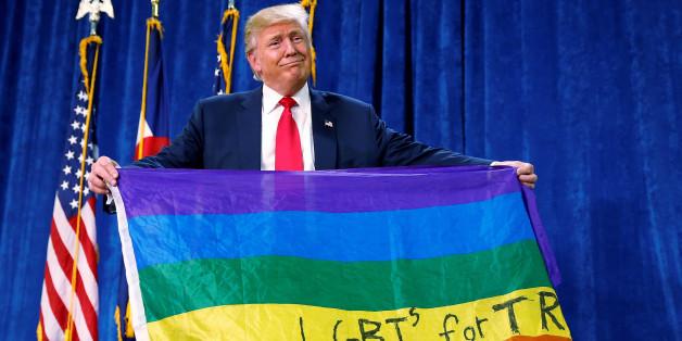 Trump besetzt Richterposten mit Gegner der LGBTQ-Bewegung