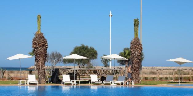 Nouvel hôtel de Saïdia, le Meliá Saïdia Beach s'est offert une pré-ouverture éphémère le 7 octobre, et rouvrira ses portes aux vacanciers en avril 2018.