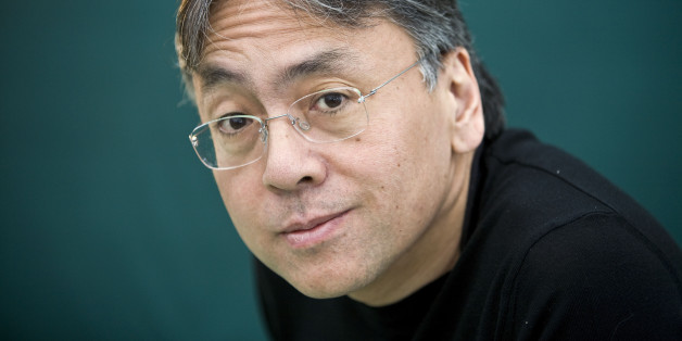 HAY-ON-WYE, UNITED KINGDOM - MAY 29: Author Kazuo Ishiguro poses for a portrait at The Hay Festival on May 29, 2010 in Hay-on-Wye, Wales. The Annual Hay Festival of Literature & Arts is held in Hay-on-Wye from May 27-June 6.  (Photo by David Levenson/Getty Images)