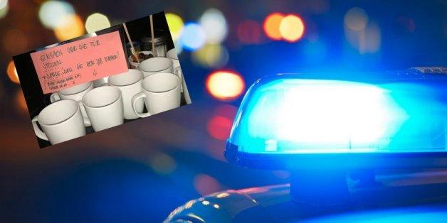 Kölner Polizei fahndet nach drei Räubern - und erlebt mitten in der Nacht eine Überraschung