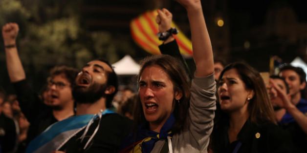 Spanische Polizei steht bereit, den katalanischen Präsidenten festzunehmen